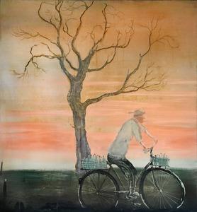 Norbert SCHWONTKOWSKI - Peinture - Untitled NS/M 1213/00