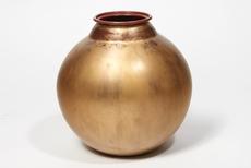 Jean DUNAND - Vase sphérique