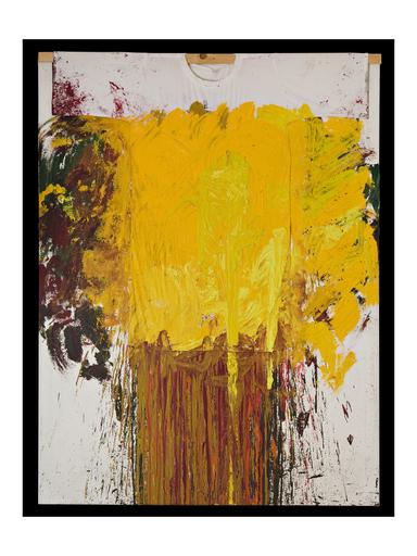 Hermann NITSCH - Peinture - Untitled