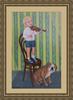 Roman ANTONOV - Peinture - True Friend