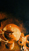Fatiha ABELLACHE - Painting - Espace orange II
