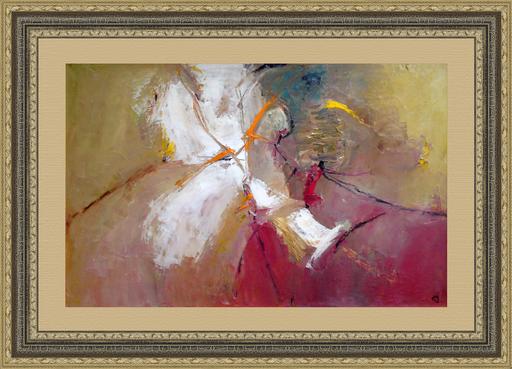 Levan URUSHADZE - Painting - Angel