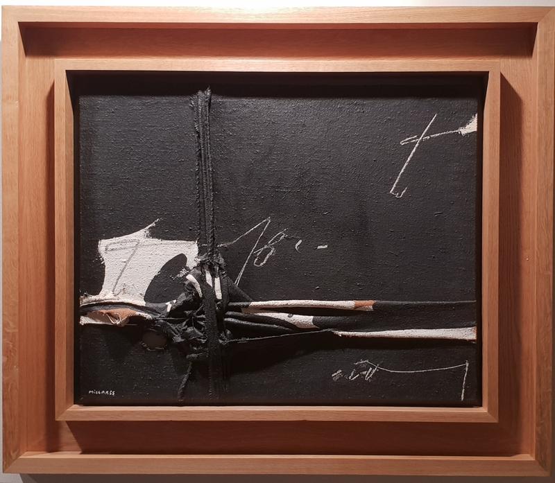 Manolo MILLARES - Painting - Humboldt en el Orinoco