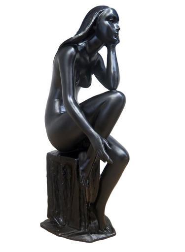 Sergio BRIZZOLESI - Sculpture-Volume - Femme