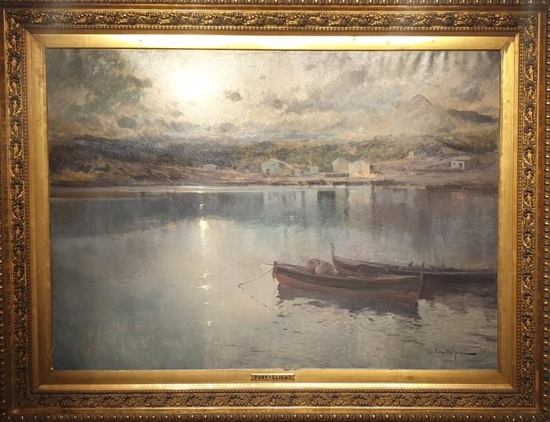Eliseo MEIFRÉN ROIG - Painting - Port-LLigat