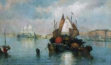 Eliseo MEIFRÉN ROIG - Pintura - Venezia