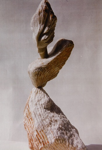 Iris VARGAS - Sculpture-Volume - La muse