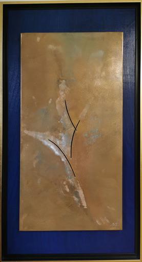 Elodie DOLLAT - Painting - Ondelindë X