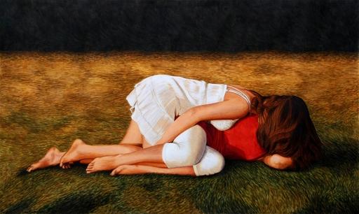 Erlend STEINER LOVISA - Pintura - Anne-Margot en Eline (Cat N° 3180)