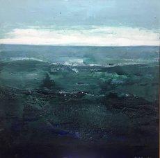 Maria Assumpció RAVENTOS - Peinture - THE SEA