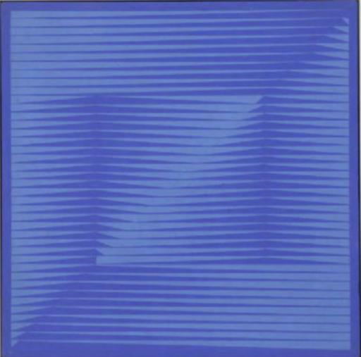 Gianfranco ZAPPETTINI - Painting - Strutture une/71