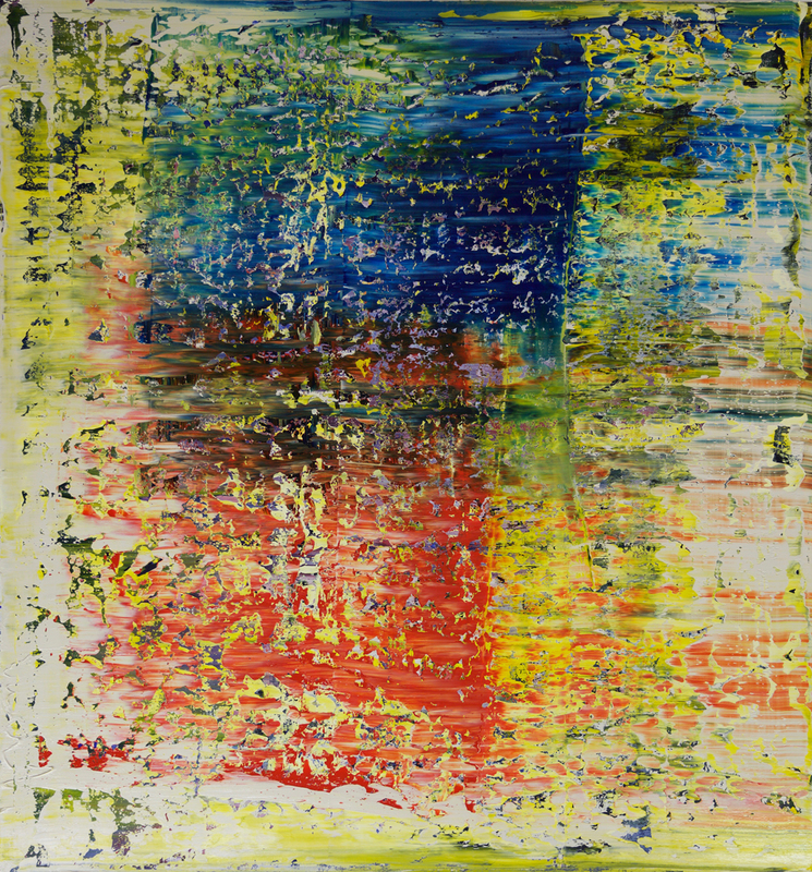 Harry James MOODY - Painting - Abstract No.327