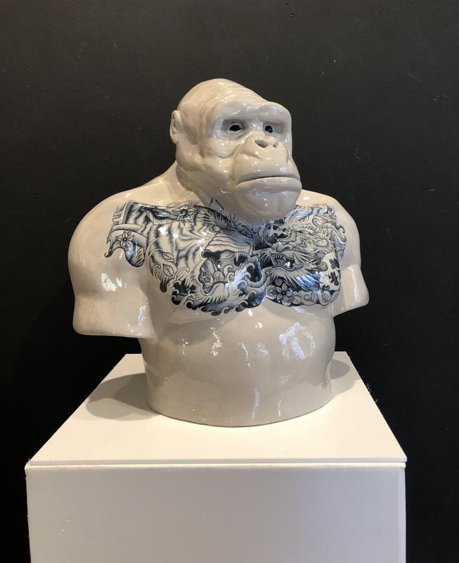 MANAT - Sculpture-Volume - Jack Molina