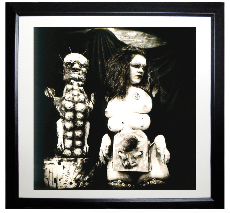 Joel-Peter WITKIN - Photography - The invention of milk
