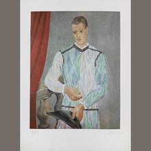 Pablo PICASSO (1881-1973) - Harlequin
