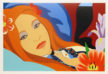 Tom WESSELMANN - Estampe-Multiple - LULU