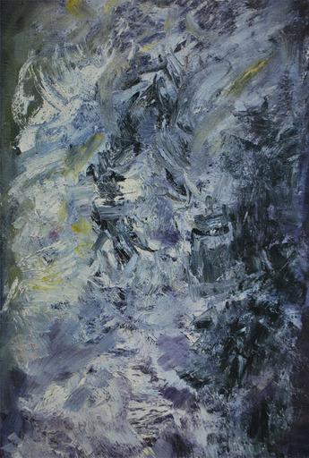 Pierre OMCIKUS - Peinture - Composition
