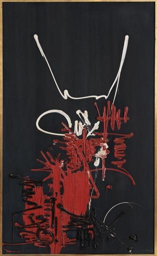 Georges MATHIEU - Gemälde - Cybernetics