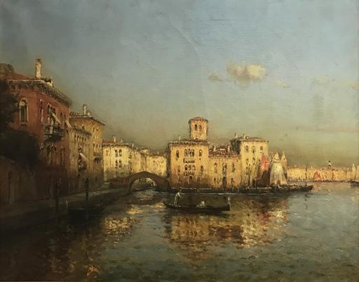 Eloi Noël BOUVARD - Pintura - Venezia