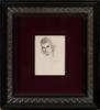 Tamara DE LEMPICKA - Drawing-Watercolor - Tête de femme