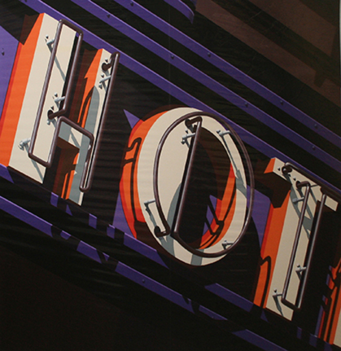 Robert COTTINGHAM - Print-Multiple - Hot