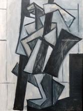 Miguel Angel CAMPANO - Pintura - S/T