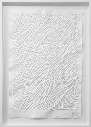 昆特•约克 - 版画 - Bewegtes Feld