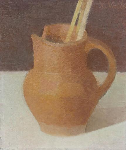 Xavier VALLS - Peinture - Le pichet