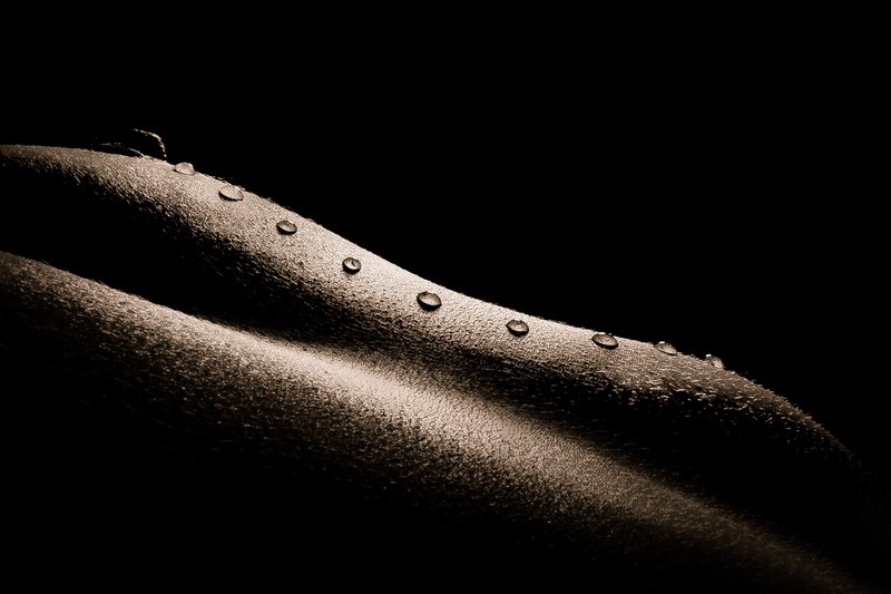 Pierre VOLPE - Photography - Droplets 16    (Cat N° 6562)