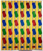 Claude VIALLAT (1936) - 2000 - 005