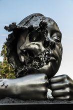 Philippe PASQUA - Sculpture-Volume - faceoff