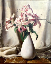 Bruno CROATTO - Painting - Natura morta