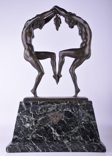 Aurore ONU - Sculpture-Volume - Untitled (Two Figures)