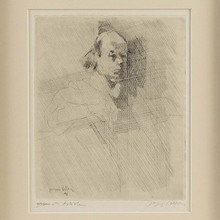 Jacques VILLON - Print-Multiple - The Poet