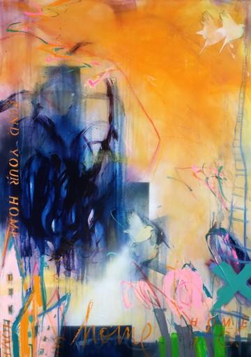 Bea GARDING SCHUBERT - Pittura - Find your home V