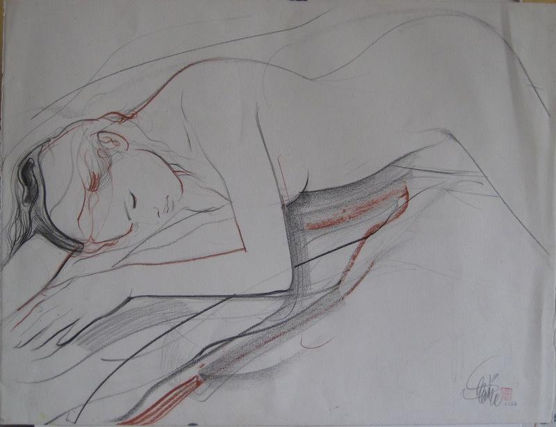 Jean baptiste valadi dessin crayon fusain pastel sign for Artiste dessin