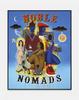 Doze GREEN - Gemälde - Noble Nomads