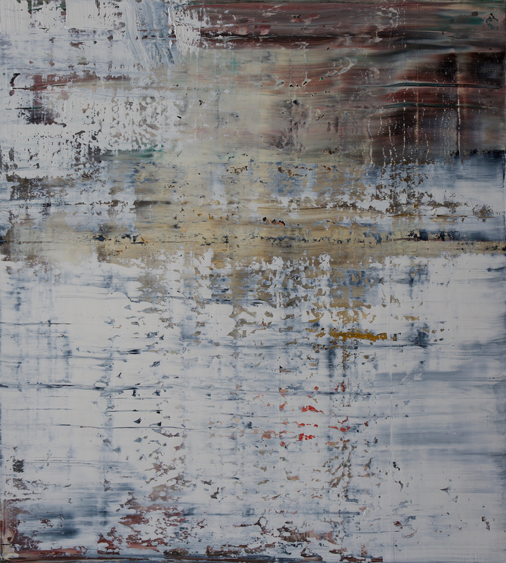 Harry James MOODY - Painting - Abstract No.421