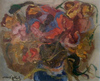MANÉ-KATZ - Painting - Vase of Flowers