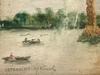 Michel KURCHÉ - Painting - Ostankino