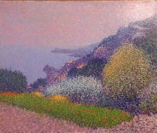 Pierre PRUNETTI - Pintura - Cargèse