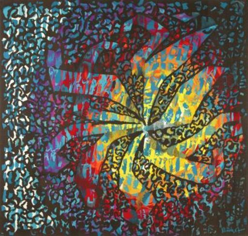 Mathieu MATÉGOT - Tapestry - Soleil de Tijuana
