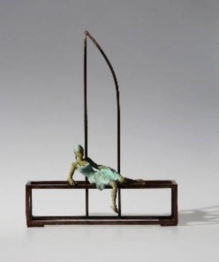 Joan ARTIGAS PLANAS - Sculpture-Volume - Small greek princess