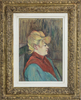 Henri DE TOULOUSE-LAUTREC - Painting - Femme de Maison