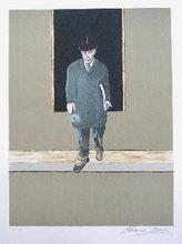 Francis BACON (1909-1992) - Triptych 1968-67