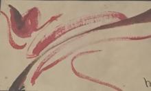 白髪一雄 - 绘画 - untitled