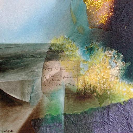 Fausto MINESTRINI - Pintura - Improvvisamente