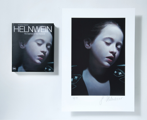 Gottfried HELNWEIN - Print-Multiple - Untitled (Payton 0)