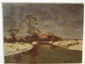 Conrad EILERS - Pintura