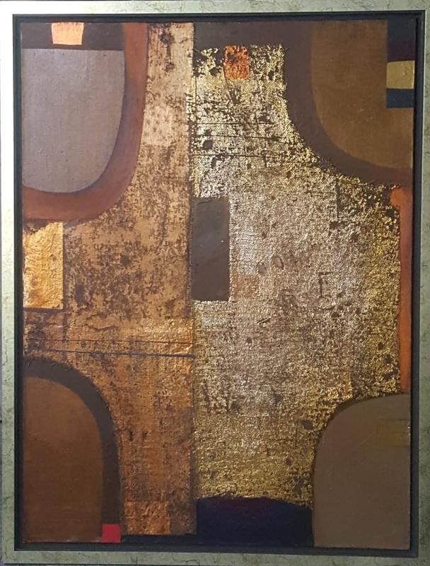Gleb Sergeyevich BOGOMOLOV - Painting - no title